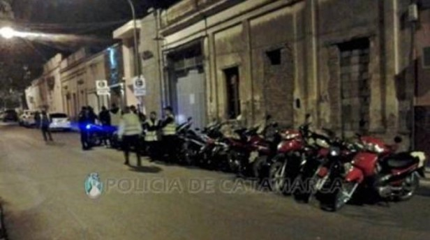 Control de tránsito violento: policías e inspectores lesionados