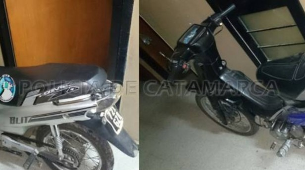 Secuestran motos en el sur de la Capital