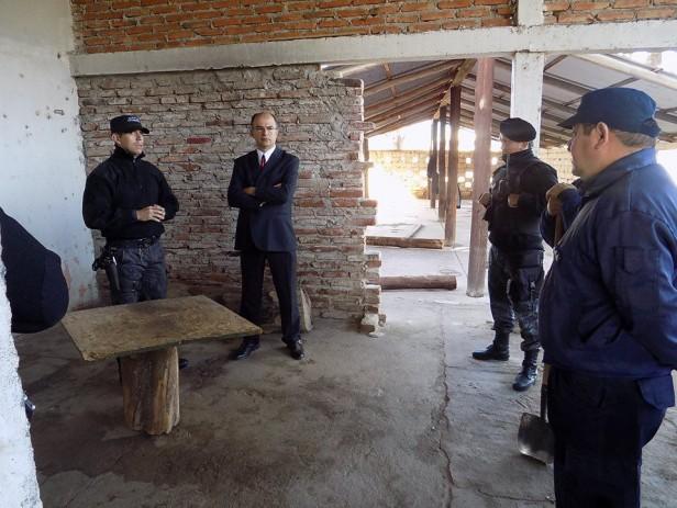 El Grupo Kappa de la Policía tendra edificio propio en el Cape