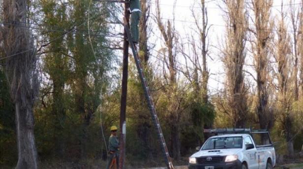 ANDALGALÁ: el 80% de los usuarios ya cuentan con el suministro de energía