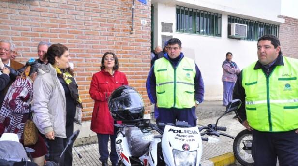 Unidades 0 Km. para la Dirección de Tránsito de Valle Viejo