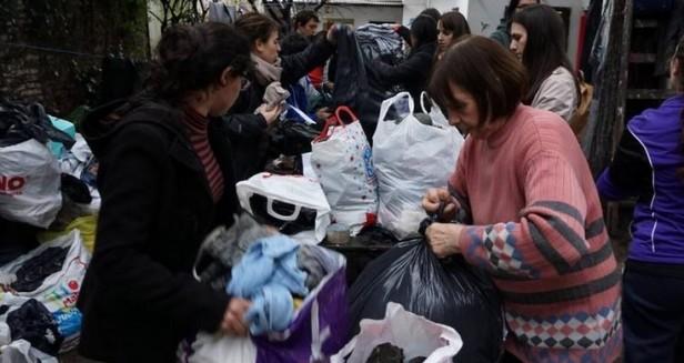 Con el impulso de los famosos, hubo un aluvión de donaciones