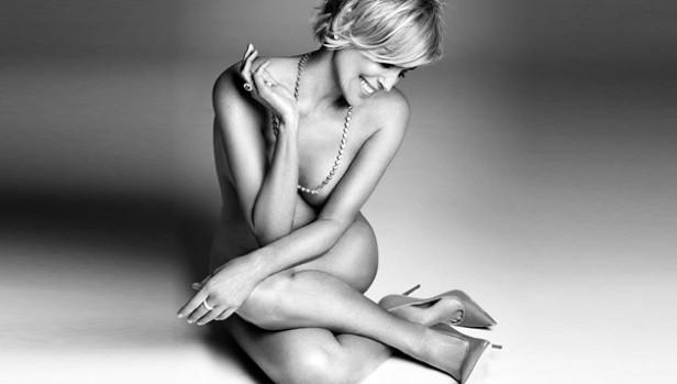 Sharon Stone se desnudó a los 57, todo un sex symbol