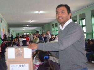 Candidato a intendente del FPV protagonizó un accidente en Tafí del Valle