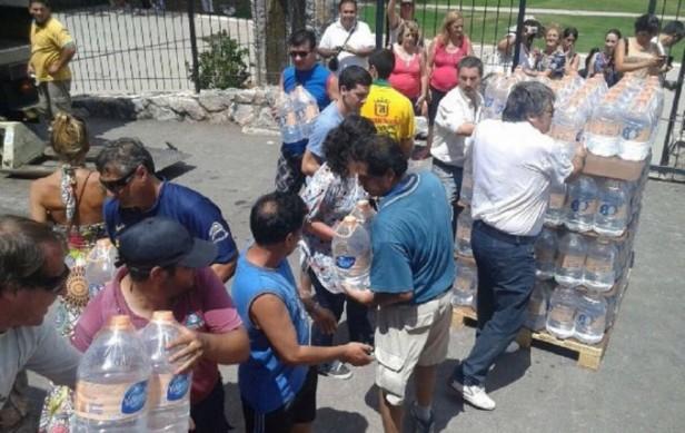 Denuncian estafas con donaciones para los inundados