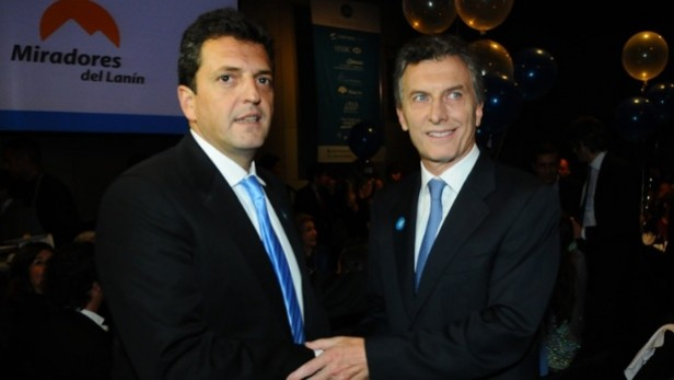 Pensando en el ballottage, Macri admite un acercamiento a Massa