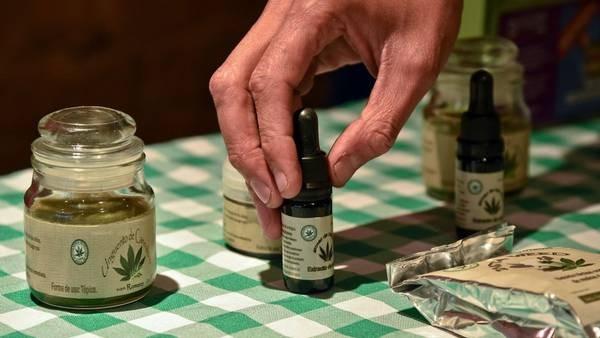 Los farmacéuticos quieren vender la marihuana medicinal