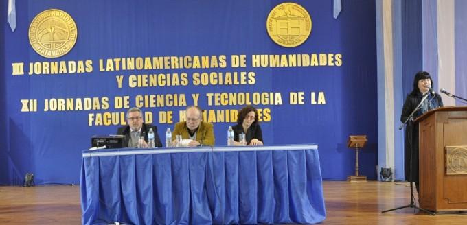 III jornadas Latinoamericanas de Humanidades y Ciencias Sociales