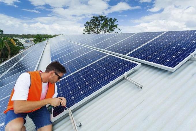 Se prevé una inversión de US$ 4000 millones y 60.000 empleos en 5 años en energía solar