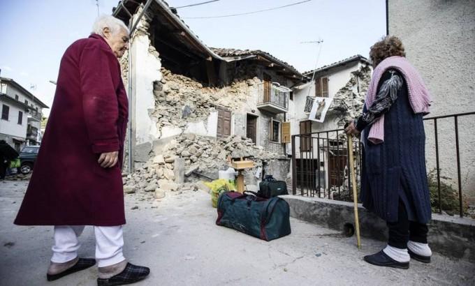 Terremoto en Italia: hay al menos 73 muertos y pueblos enteros desaparecidos