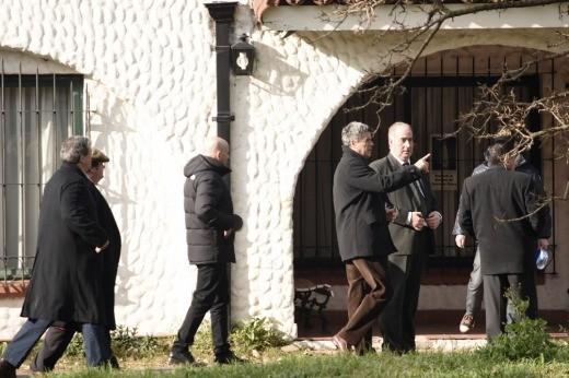 """Para el fiscal Delgado, """"es extraño que al monasterio lo maneje una inimputable"""""""