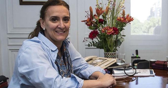 Amenazaron de muerte a Gabriela Michetti