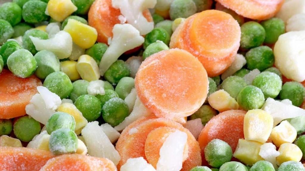 Retiran alimentos congelados del mercado por una bacteria