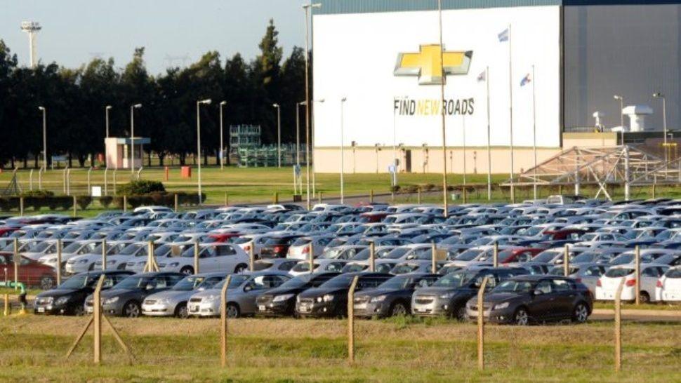 General Motors: 1.500 operarios suspendidos
