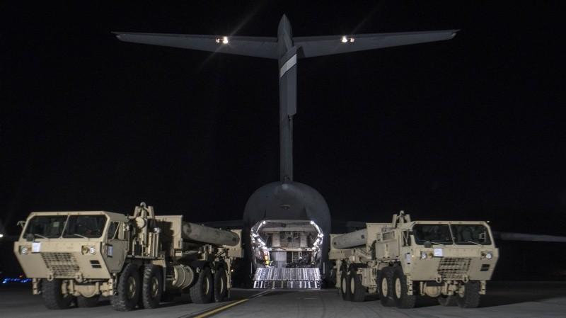 El increíble escudo antimisiles que prepara Estados Unidos en Siria