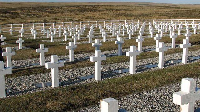Identificaron a otro soldado caído en Malvinas