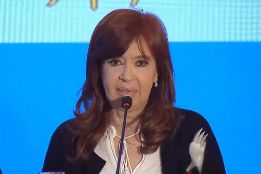 Cristina Kirchner: Quiero volver a tener una Argentina donde la gente sea feliz