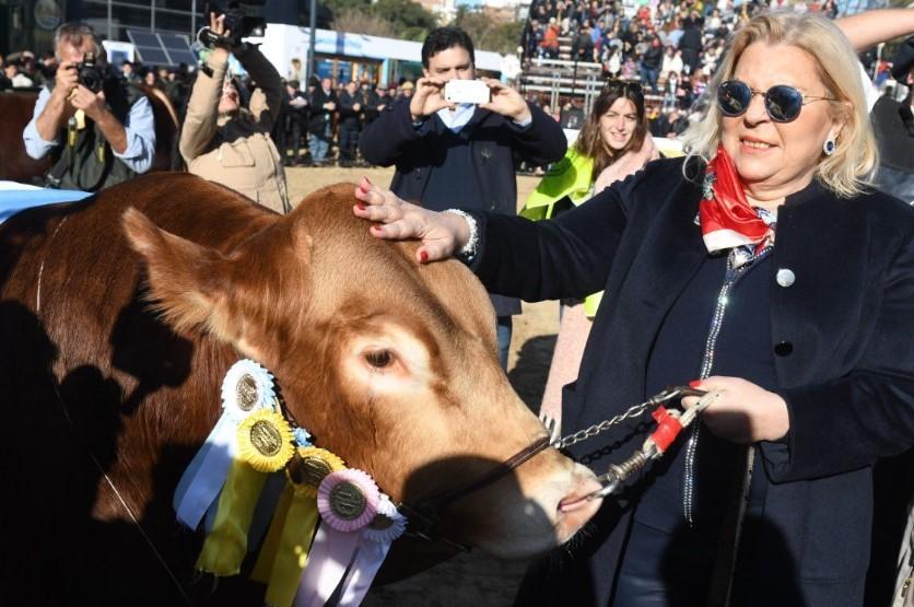 Elisa Carrió, de cara a las elecciones: Vamos a ganar en octubre por paliza