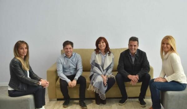 Y un día llegó la foto: Cristina y Massa se mostraron juntos por primera vez a una semana de las PASO