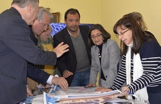 Avanza la construcción del Hospital de Niños en Santa María