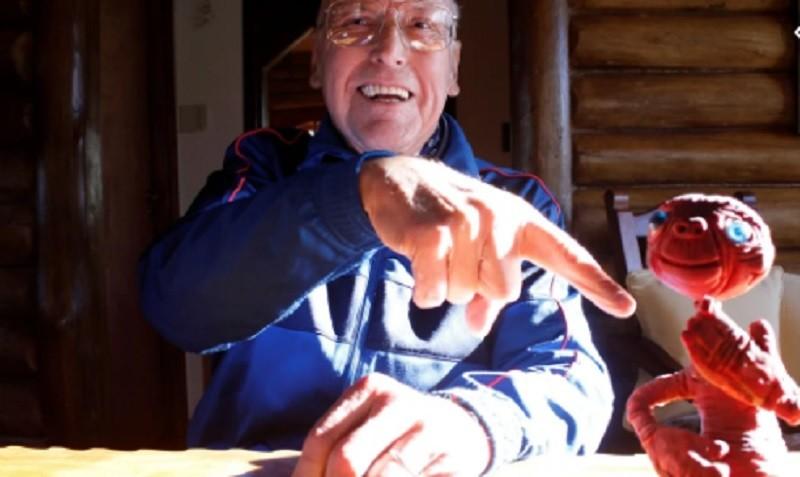 Falleció Fabio Zerpa, el hombre de los ovnis