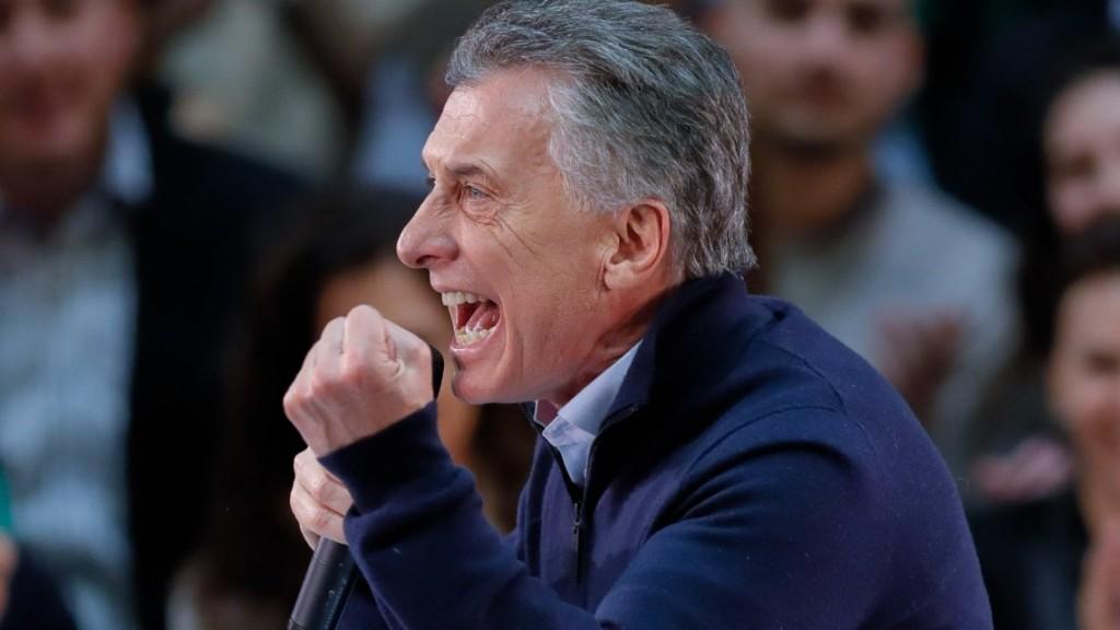 Mauricio Macri en Córdoba: Este domingo se definen muchas cosas
