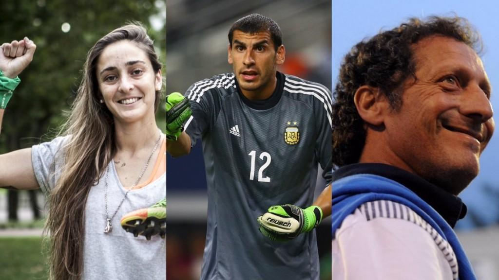 Más de 100 futbolistas apoyan la candidatura de Alberto Fernández y Cristina Kirchner