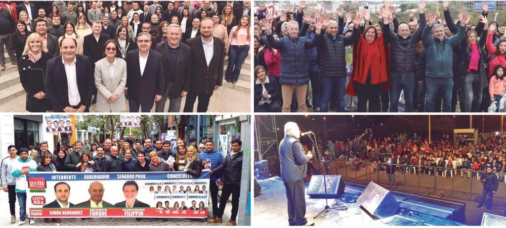 Hora y lugar de votación los candidatos catamarqueños en las PASO