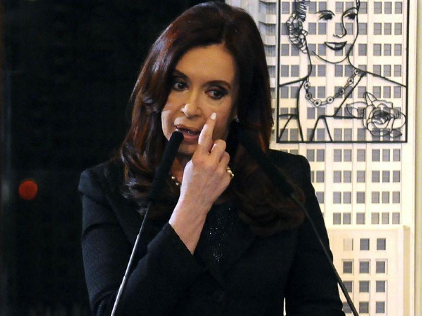 La advertencia  de Cristina Kirchner  a sus fiscales