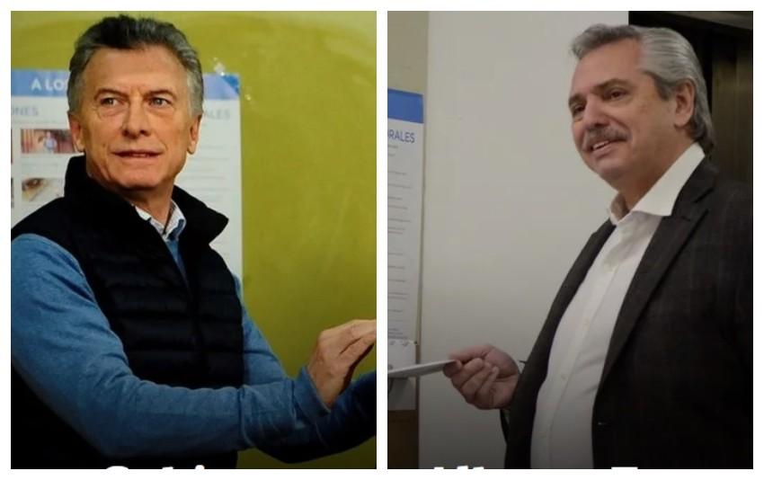 los K y el Gobierno afirman que Alberto Fernández está arriba, pero no coinciden en la diferencia