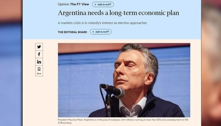 Los inversores extranjeros buscan certezas de que Fernández no repetirá errores del pasado