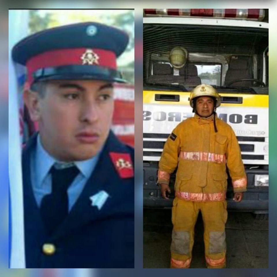 Es muy delicado el estado de los dos brigadistas que sufrieron quemaduras en Andalgalá