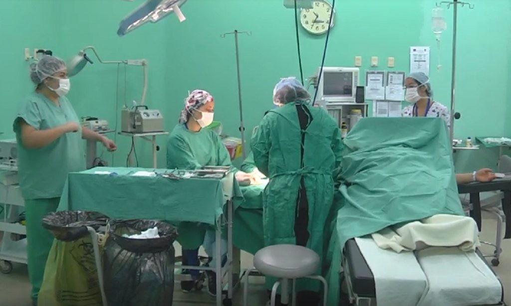 Reprogramarán las cirugías en el Hospital