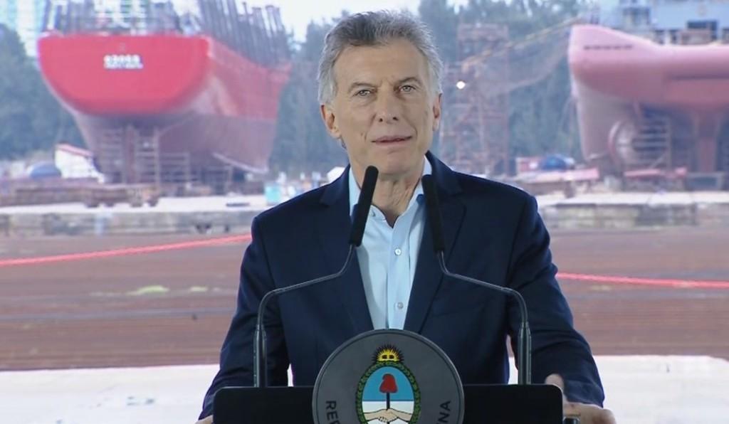 """Mauricio Macri: """"Mi único objetivo es llevar tranquilidad"""""""