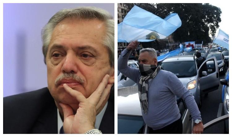 Manifestaciones en varias ciudades del país contra la reforma judicial