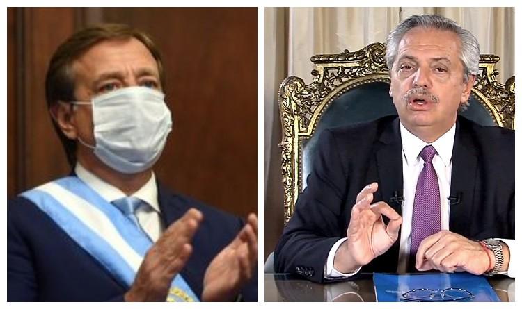 Rodolfo Suárez, Gobernador de Mendoza desmintió a Alberto Fernández por la cuarentena y los datos provinciales