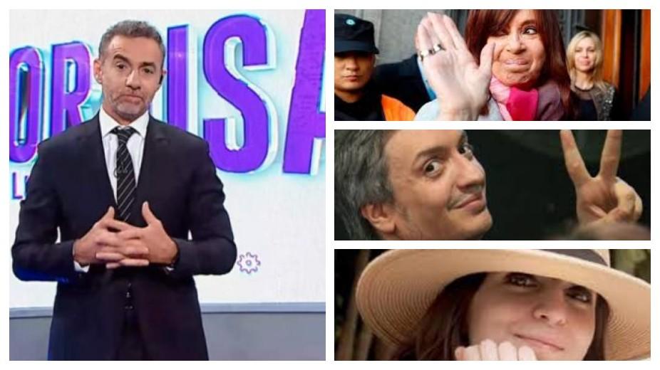 Alertan que la fortuna de la familia Kirchner alcanza los 52 millones de dólares