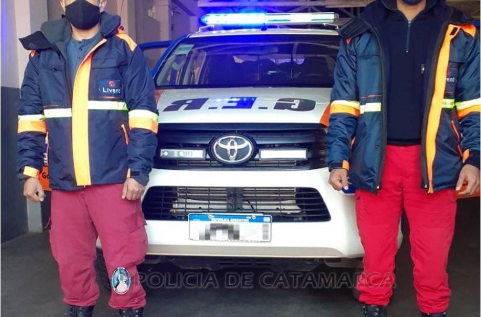 Crearon el grupo especial de alta montaña en la Policía de la Provincia