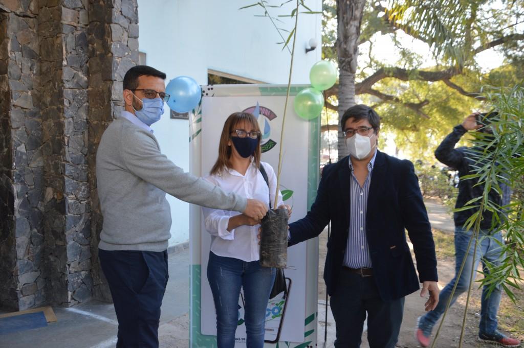 "Aguas de Catamarca presentó la ""Eco Factura"""