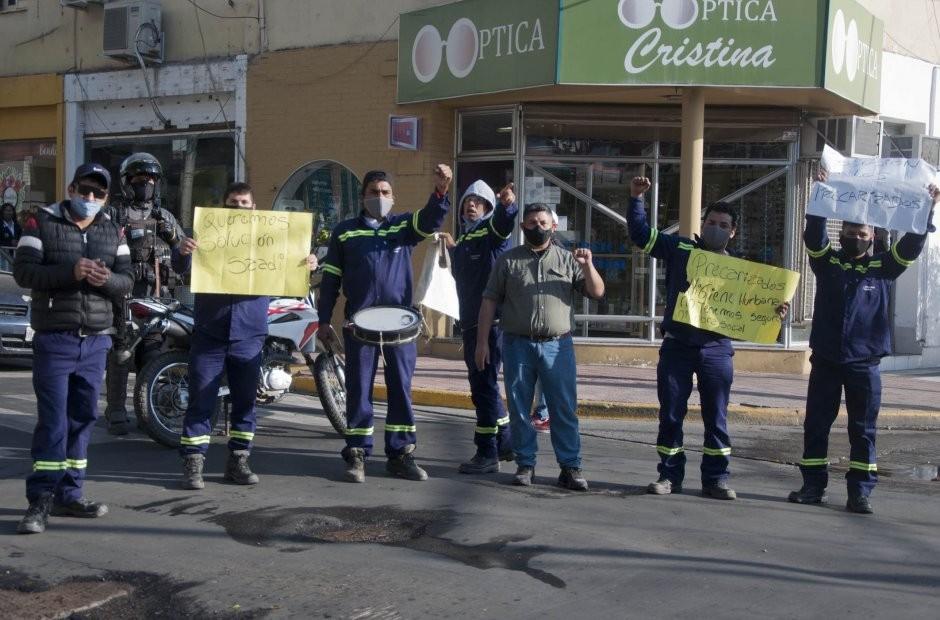 El SOEM endurece la protesta y realizará cortes simultáneos todos los días