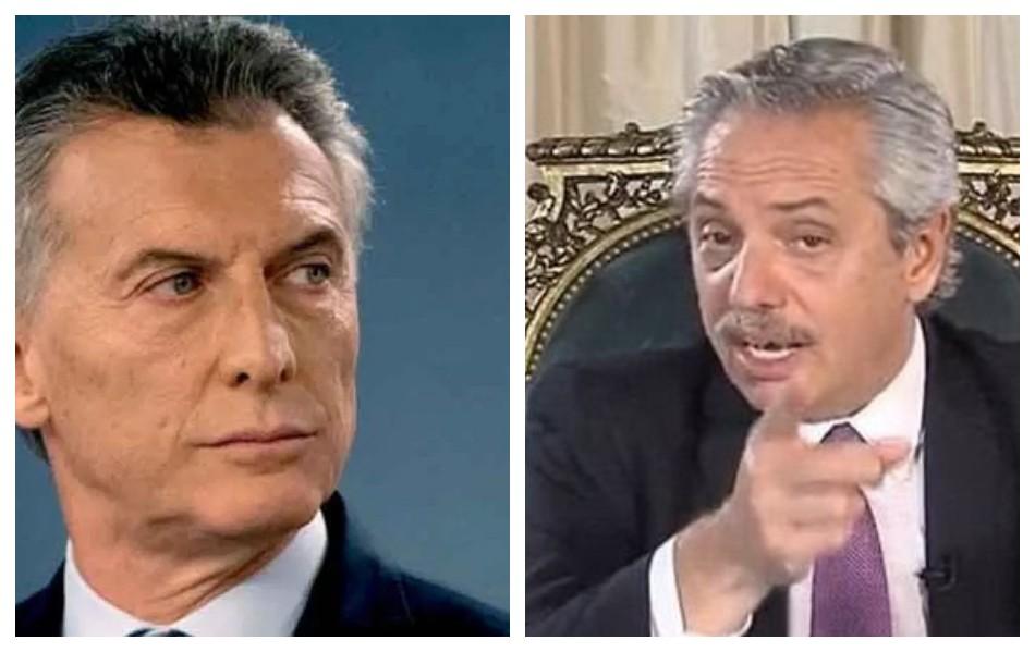 Alberto Fernández criticó nuevamente a Macri y se distanció de Rodríguez Larreta