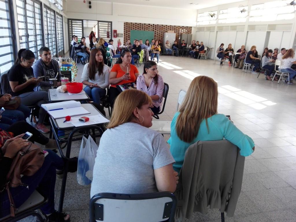 Desde el lunes, iniciarán las jornadas institucionales para docentes