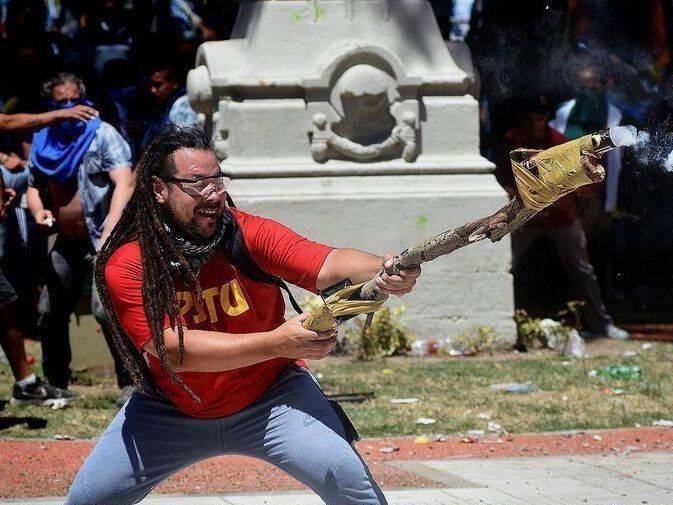 """Prisión domiciliaria para Sebastián Romero, el """"hombre del mortero"""""""