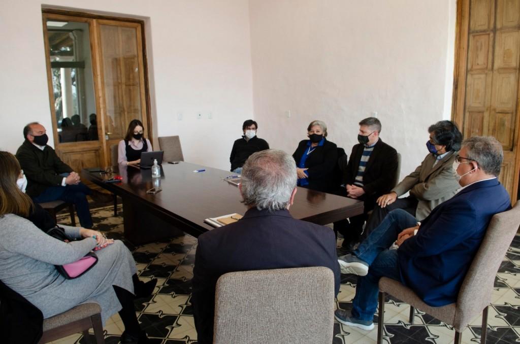 Avanza la constitución de la Comisión Interprovincial de límites con Salta