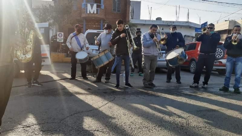 El SOEM vuelve a manifestarse, con micros cortes en distintos puntos de la ciudad