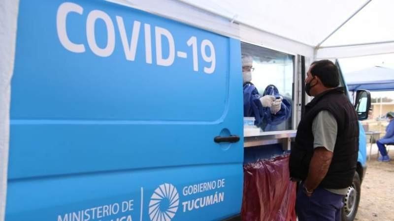 Tucumán culmina el lunes con un total de 24 nuevos casos de Coronavirus