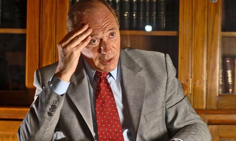 Jubilaciones de jueces: Eugenio Zaffaroni es el que más cobra, con $853.000 netos por mes