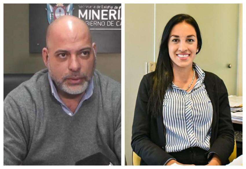 Renunció Micone será reemplazado por Fernanda Ávila