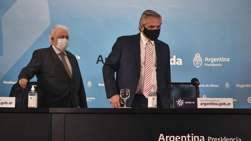 Alberto Fernández estira la cuarentena sin cambios: