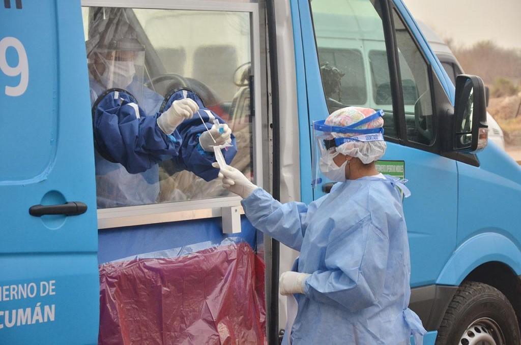 Tucumán sumó 11 nuevos contagios de covid-19 y acumuló 33 casos en las últimas 24 horas